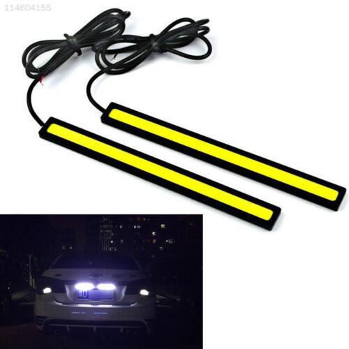 5B72 12V  Weiß Für  2x  Auto  LED  LED  Auto  17cm  Licht  2x  DRL