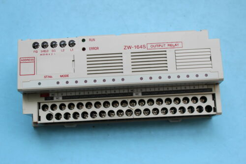 1Pcs Sharp I//O Link Output Module ZW-164S Free Expedited Shipping