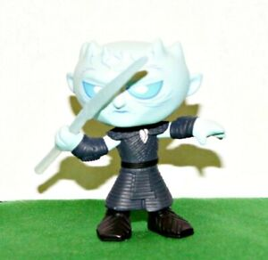 GAME OF THRONES Series 4 Mystery Mini *HOT TOPIC EXCLUSIVE* NIGHT KING GITD