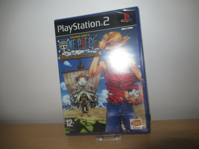 One Piece: Grand Adventure PS2 new  sealed uk pal