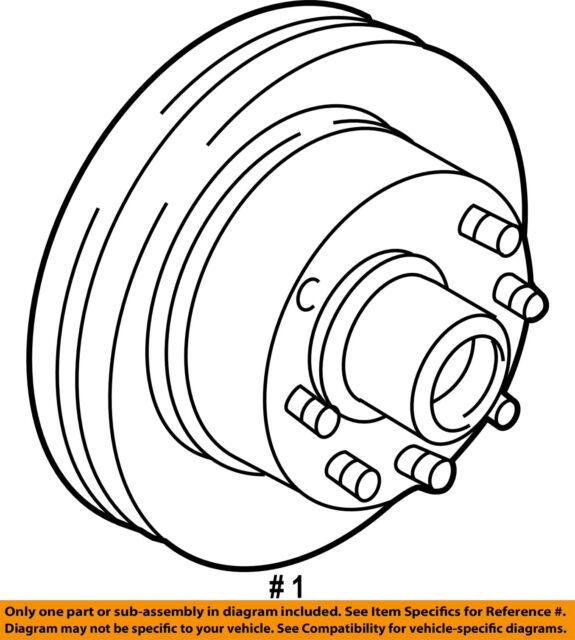 Ford E150 Brake Line Diagram