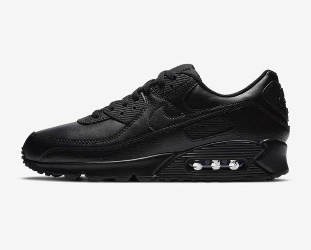 Size 10 - Nike Air Max 90 Triple Black 2020 - CZ5594-001 for sale ...