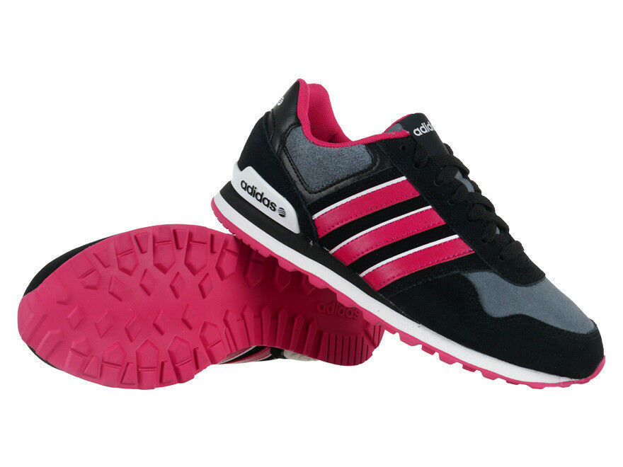 Adidas NEO 10K Womens Running shoes w  ORTHOLITE tech Casual Sneakers