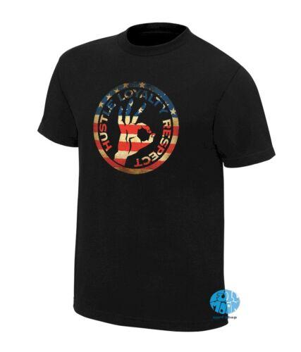 New WWE John Cena American Pride WWF Mens T-Shirt
