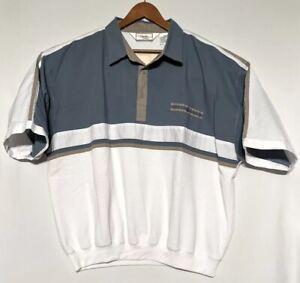 Vintage-Classics-by-Palmland-SML-Pullover-Shirt-Golf-Pocket-Polo-Size-3XL-Big