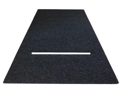 Dartteppich XL-Größe 100 x x x 300 cm Darts Teppich Dartmatte Turniermatte mit Oche 8324f6