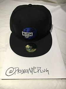 4b04c2ee0 Details about 🔥 Kith Power Rangers New Era Fitted Cap Blue Ranger 7 1/8 🔥