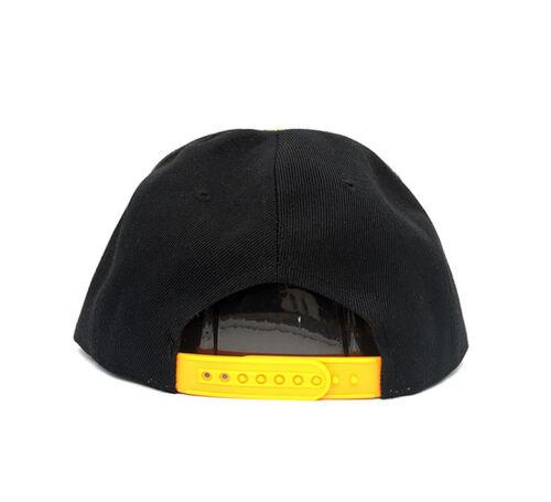Mens Womens Snapback Hats Crown KING Baseball Caps adjustable Hip Hop Hats Black