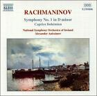 Rachmaninov: Symphony No1; Capriccio on Gypsy Themes Op12 (CD, Jul-1999, Naxos (Distributor))