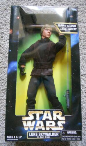 "Kenner Hasbro Star Wars Action Figures 12/"" 1//6 Scale Luke Leia Han Moff Wedge"