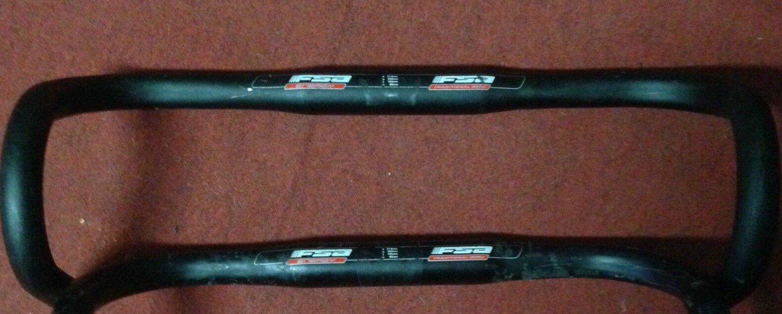 Manubrio bici corsa FSA Energy 44 31.8 road bike handlebar alluminio