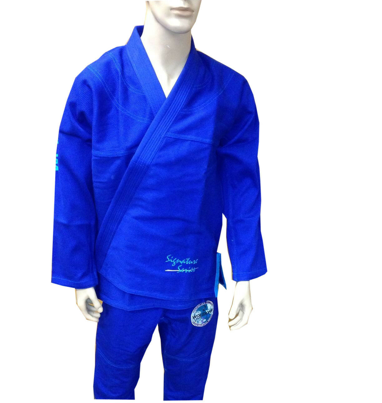 Woldorf USA Brazilian BJJ jiu jitsu uniform gi Pearl Weave competition