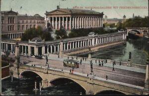 Berlin Nationalgalerie mit Friedrichsbrücke - Kraków, Polska - Berlin Nationalgalerie mit Friedrichsbrücke - Kraków, Polska