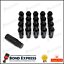 UK STOCK BLACK-EPMAN RACING IN ACCIAIO RUOTA Acorn Lug Nuts-JDM-M12 x 1.25