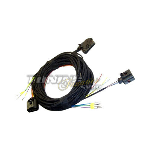 8H Adapter Kabelbaum ALWR Regulierung Nachrüstung SET für Audi A4 S4 8E B6