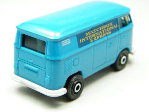 Matchbox VW Bus T1 Matchbox International Express Volkswagen Transporer Bulli