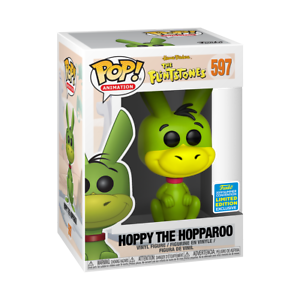 Vinyl Figure RS Hoppy the Hopparoo Pop SDCC 2019 The Flintstones