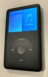 Apple Ipod Classic 7th Generation 160gb Black Mint Ebay