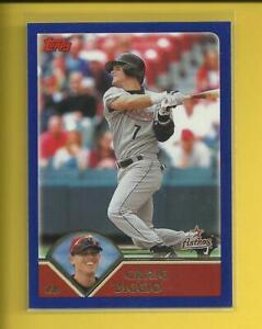 Craig-Biggio-2003-Topps-Series-1-Card-251-Houston-Astros-Baseball-MLB-HOF