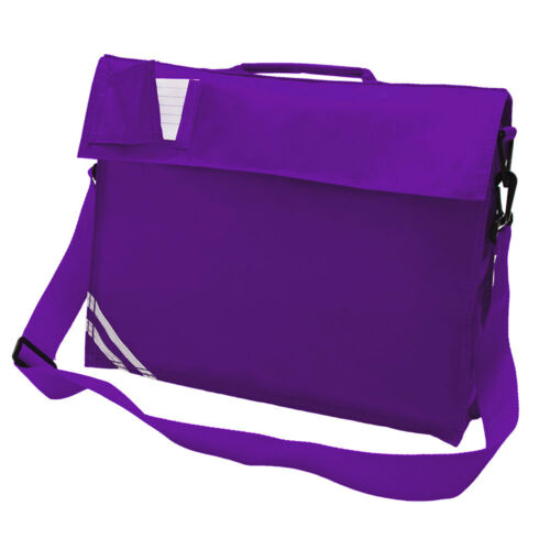 Kids Infant Junior Premium Classic School Book Bag With Strap Holdall PB3241