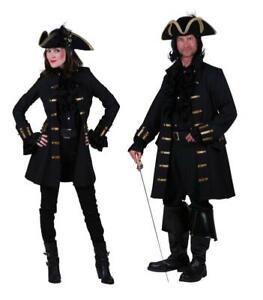 Jacke Jacket Piraten Pirat Piratin Barock Rokoko Mittelalter Steampunk Kostüm