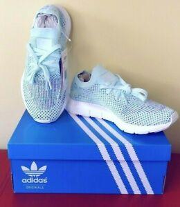 Adidas Originals Swift Run Pk Femme Baskets Taille UK 4.5 NEUF avec boite