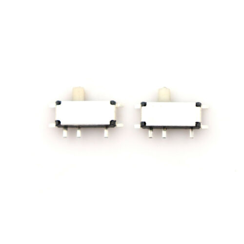 20pcs Mini Slide Switch On-OFF 2Position Micro Slide Toggle Switch SMD  PN