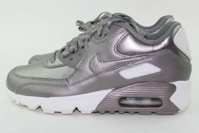 NIKE AIR MAX 90 SE LEATHER Taille 6.0 Y SAME AS WOMAN 7.5 NEW FASHION STYLE RARE