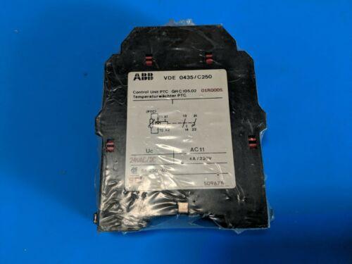 Details about  /NEW ABB VDE0435//C250 CONTROL UNIT