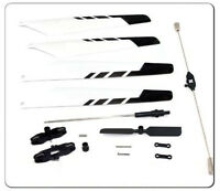 Rc Helicopter Blade Inner Shaft Balance Bar Spare Part Set For Double Horse 9101