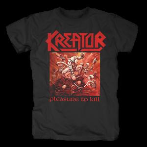 KREATOR-Pleasure-To-Kill-T-Shirt