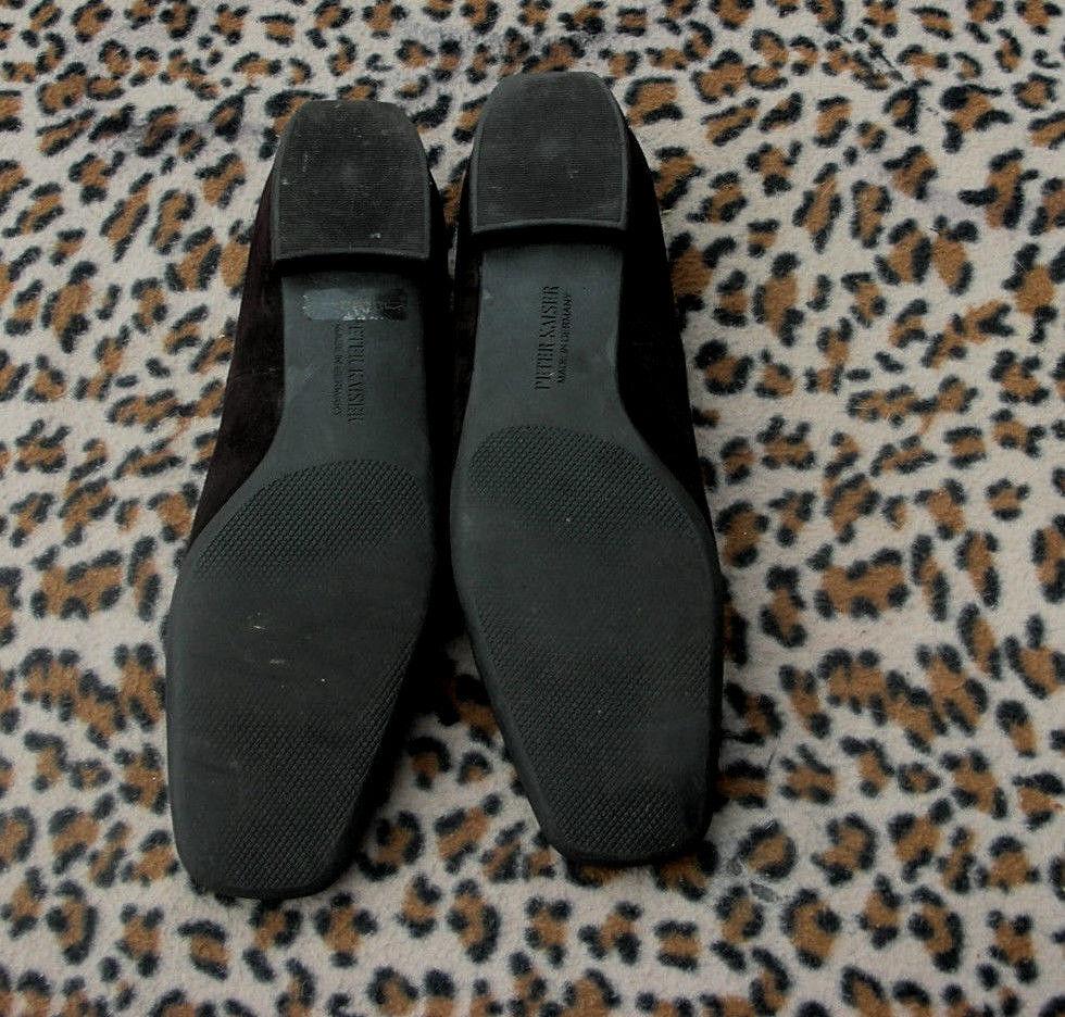 Peter Kaiser braun Suede Leather schuhe Größe UK UK UK 7, EU 40, US 9 f4da07