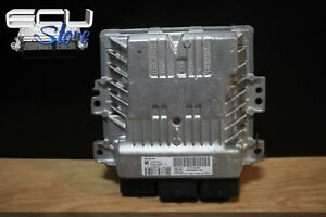 La Fourniture Ecu / Centralita Motor S180123007 Sid807evo 9666681180 9678628780 Cit Peu Riche Et Magnifique