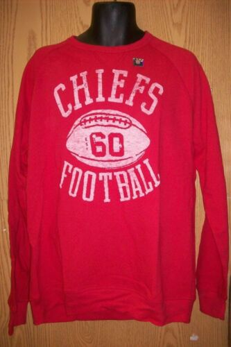 Kansas City Chiefs Junk Food Vintage Fleece Sweatshirt