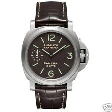 Panerai PAM00564 Luminor Marina 8 Days Titanio PAM 564 Manual NEW Ret: $7,000