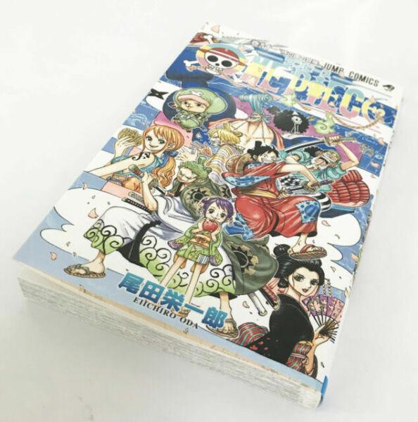 ONE PIECE Volume 91 Japanese Manga Comix anime onepiece Japan import F//S