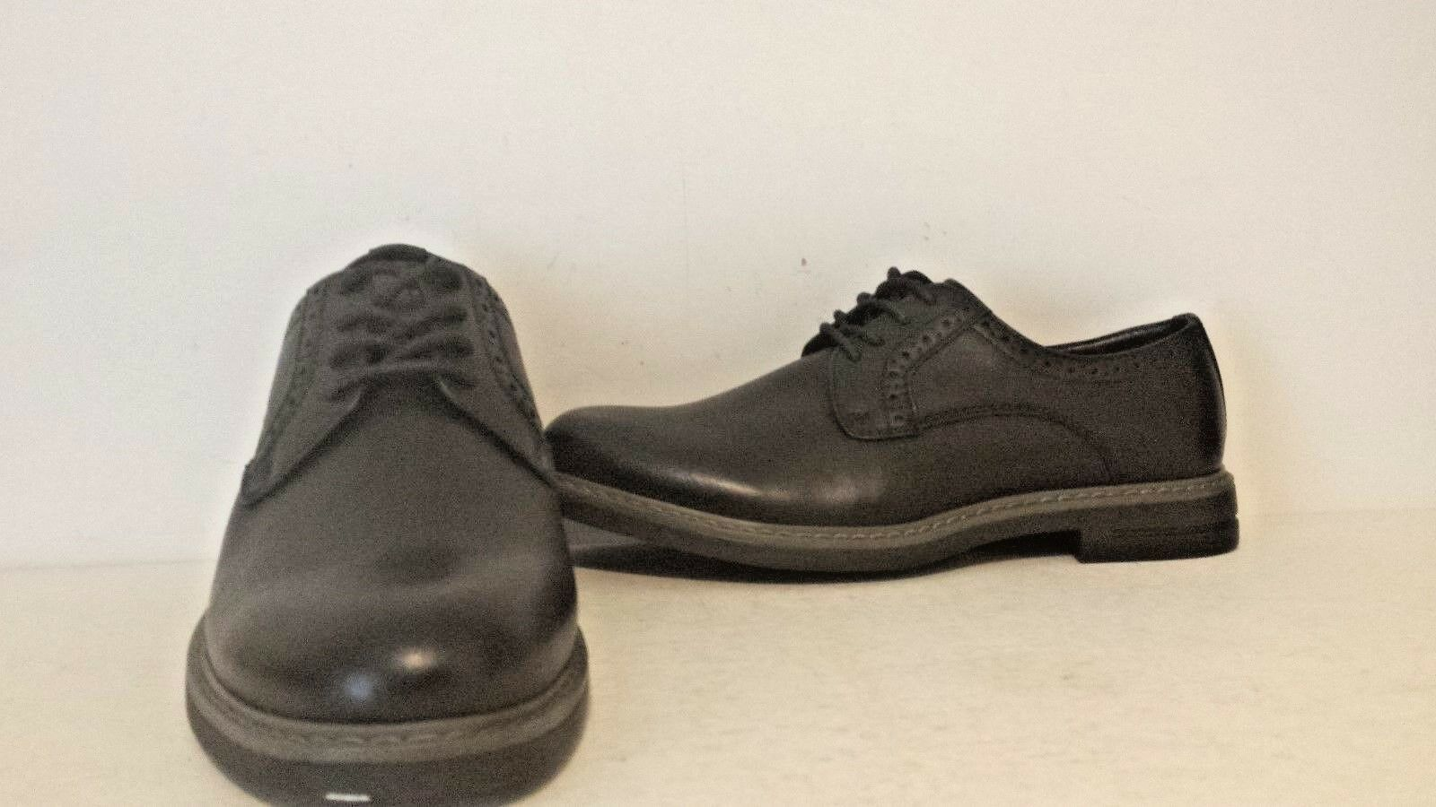 Izod Chad Plain Toe Oxford  Schuhes schwarz Bridge Größe 10 M    Oxford  256478