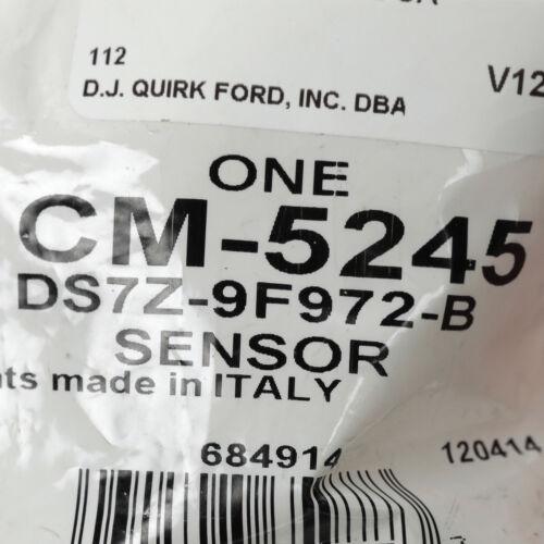 2017-2018 Ford Escape Fuel Injector Pressure Sensor OEM NEW DS7Z9F972CA