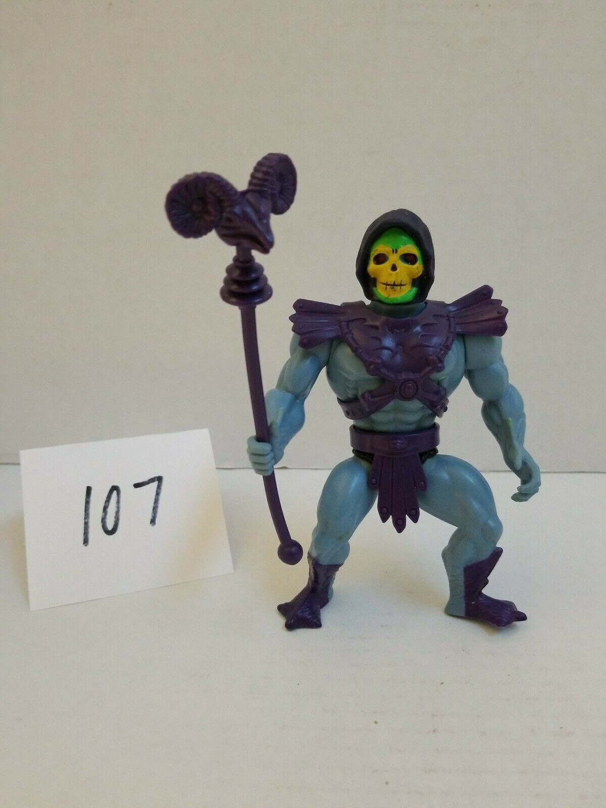 MOTU,Commemorative SKELETOR,Masters of the Universe