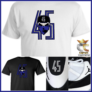 f5e79a98c0de EXCLUSIVE TEE T SHIRT  2 to match NIKE AIR JORDAN 11 CONCORD 2018