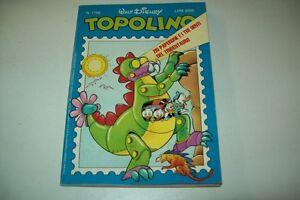 WALT-DISNEY-TOPOLINO-MICKEY-MOUSE-LIBRETTO-N-1799-20-GENNAIO-1990