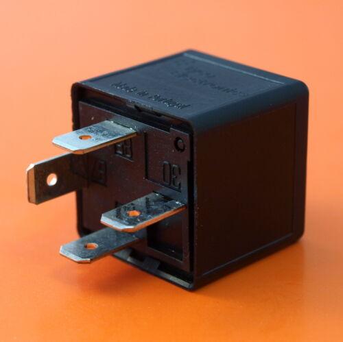 Calidad Premium relé de automoción 12v 40amp 4pin S//o enchufe en-por tyco//te