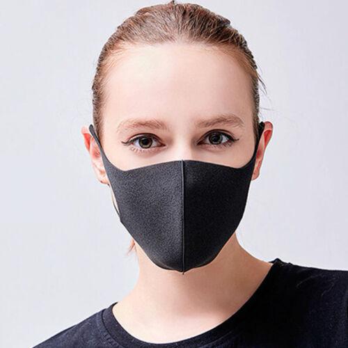 Halstuch Schutz Mund Nase Wiederverwendbar Luftig Unisex Polyurethan Seals