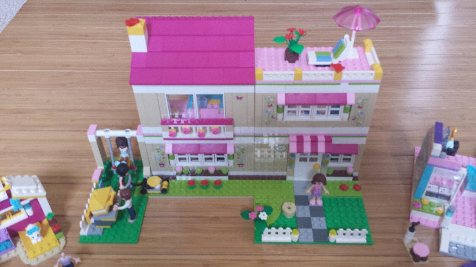 LEGO FRIENDS Olivia's  House Set  3315 - EXTRAS  derniers styles