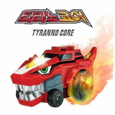 Dino core Tyranno Core  One of Copolymer Robot Dinosaur Korean Toy