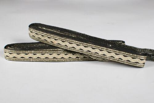 Upholstery Edging Border Sew Crafts Gimp Costume  T358 1.80 Cm wide Braid Trim
