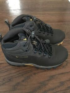 b561d2ba36d Details about NEW Youth Boys Columbia Newton Ridge Hiking Boots Waterproof  Size 12 13 or 1