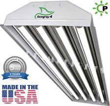 4 Lamp T8 LED High Bay 88Watt -  Warehouse, Shop, BRIGHT, Commercial Light NEW
