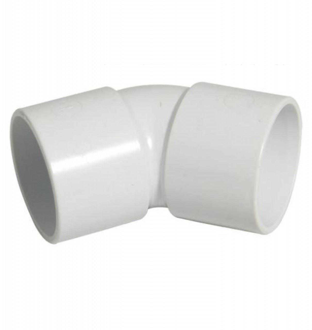 Disolvente Disolvente Disolvente blancoo 50 mm de 135 grados (56 MM) Tubo Residuos doblar-Bolsa de 10 8b63f1