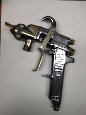 Binks Model 2001 Spray Gun With66x66 Sd Nozzle Set Up For Paint Pot